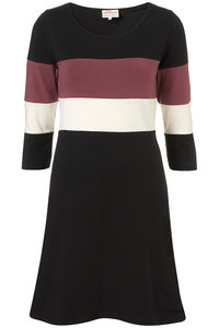 Stripe T-Shirt Dress - Annie Greenabelle