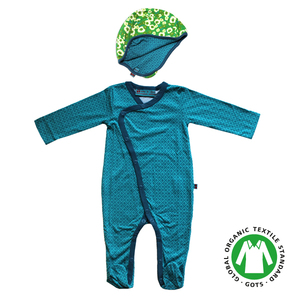Baby-Outfit 'danish blue' - Froy and Dind
