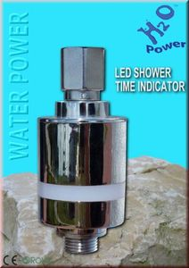 LED Shower Time Indicator - Die Duschampel  - H2O