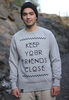 FRIENDS CLOSE SWEATER - OBSERVED