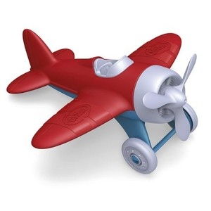 Flugzeug rot - Green Toys
