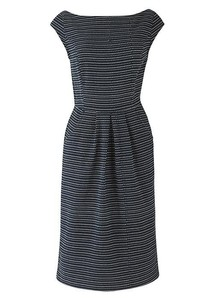 Iris Jaquard Dress - PeopleTree