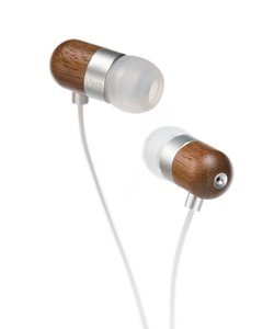 Vers Earphones Walnut - Kopfhrer  Walnuss-Optik - Vers