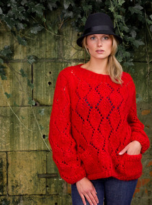 Gala Mohair Pullover - bibico