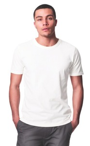 3er Pack Men's Organic Slim Fit T-Shirt  - Continental Clothing