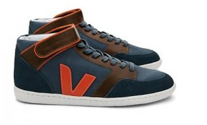 Felicite California Auburn Orange Fluo - Veja