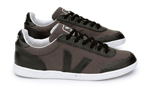 Grama Stoff Grafite Black - Veja