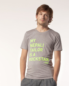 Nepali Tailor Biobaumwoll Shirt - STUDIO JUX