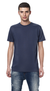 3er Pack Men's Organic Vintage Washed T-Shirt - Continental Clothing