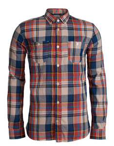 Double Layer Shirt - KnowledgeCotton Apparel