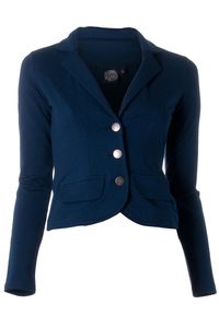 Star Jacket, navy - Nancy Dee