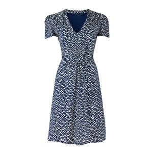 Audrey Sommerkleid heart print - People Tree