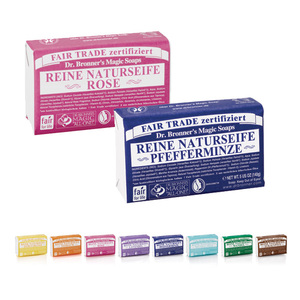 Magic Bar Soaps all in One - 140 g - Dr. Bronner's Magic Soap