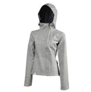 triple2 Damen Baumwoll Regenjacke - triple2