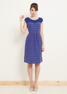 Lily Sweetheart Yoke Dress - PeopleTree