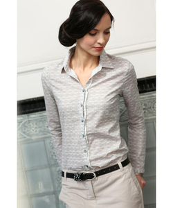 Batist Shirt grey - Alma &amp; Lovis
