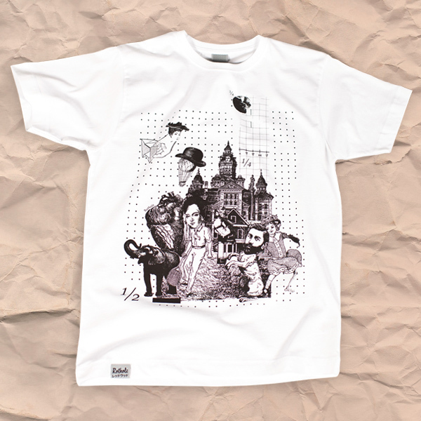 MY DREAM HOUSE T-Shirt - Rotholz