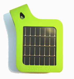 Solar Ladegert nur fr iPhone/iPod - Suntrica