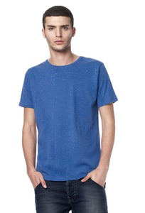 2er Pack Men's Speckled T-Shirt - Continental Clothing